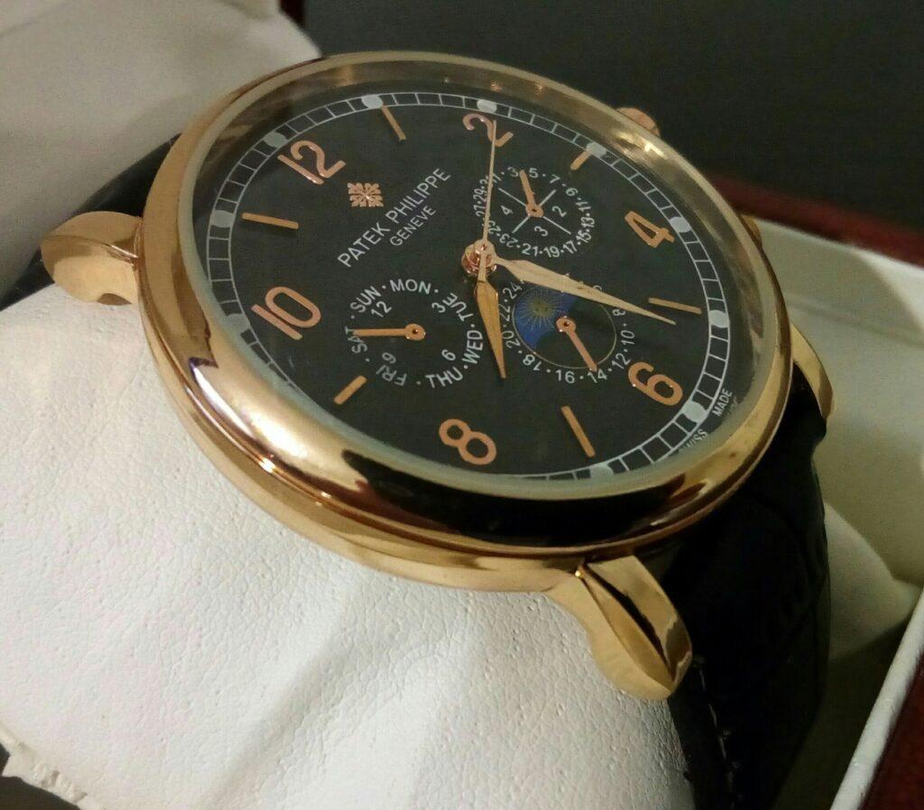 Часы кварцевые Patek Philippe