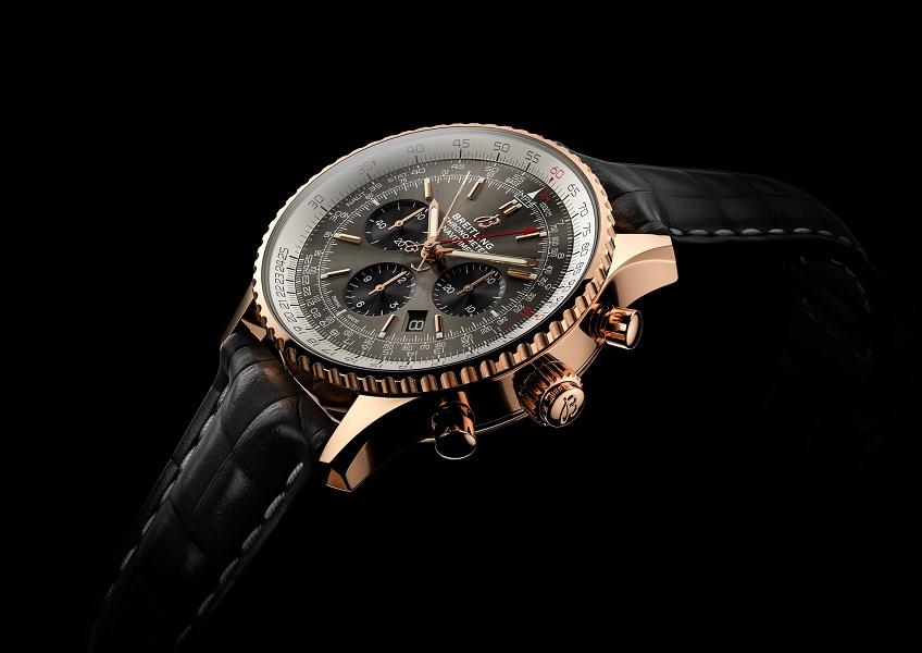 Часы механические Breitling Sceleton