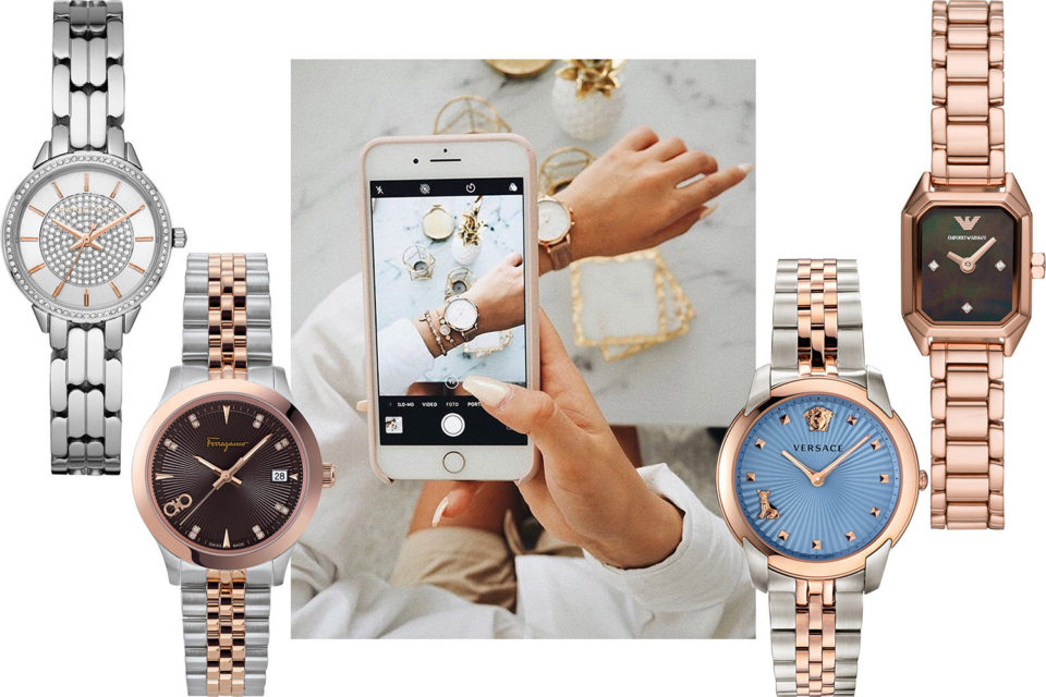Часы наручные женские Michael Kors Glamour