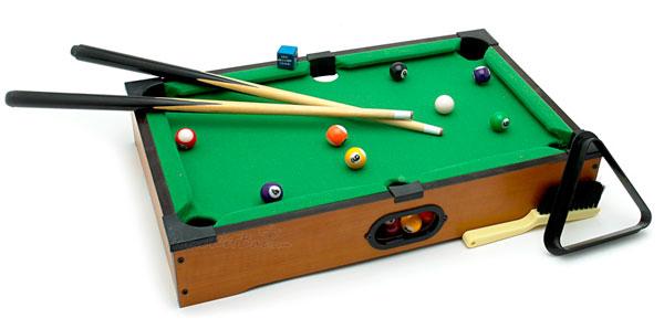 Настольный мини бильярд TableTop Mini Pool Table.