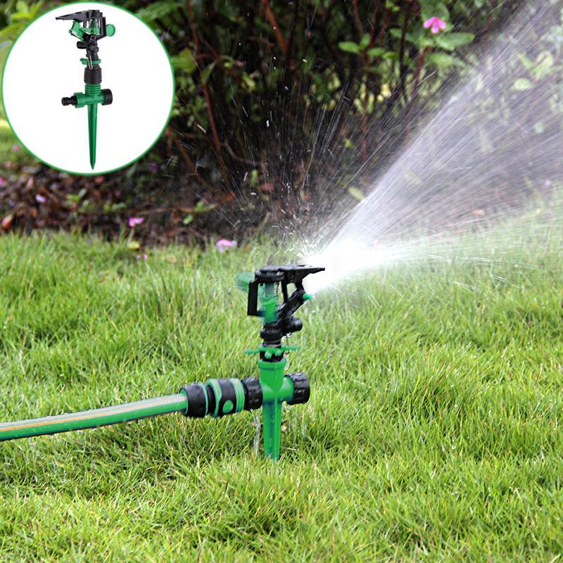 Распылитель для полива Adjustable Three Arms Sprinkler