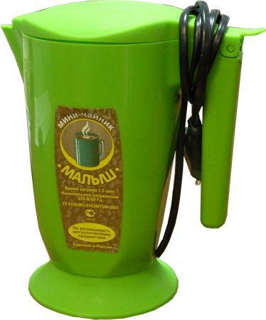 Электрический мини чайник Малыш