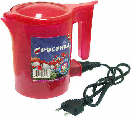 Мини чайник электрический Росинка